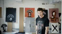 Robert del Naja, cantante de Massive Attack