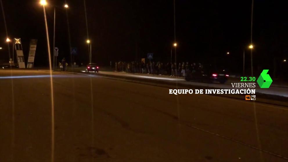 'Equipo de investigación' acelera 'A todo gas' con las carreras ilegales en España
