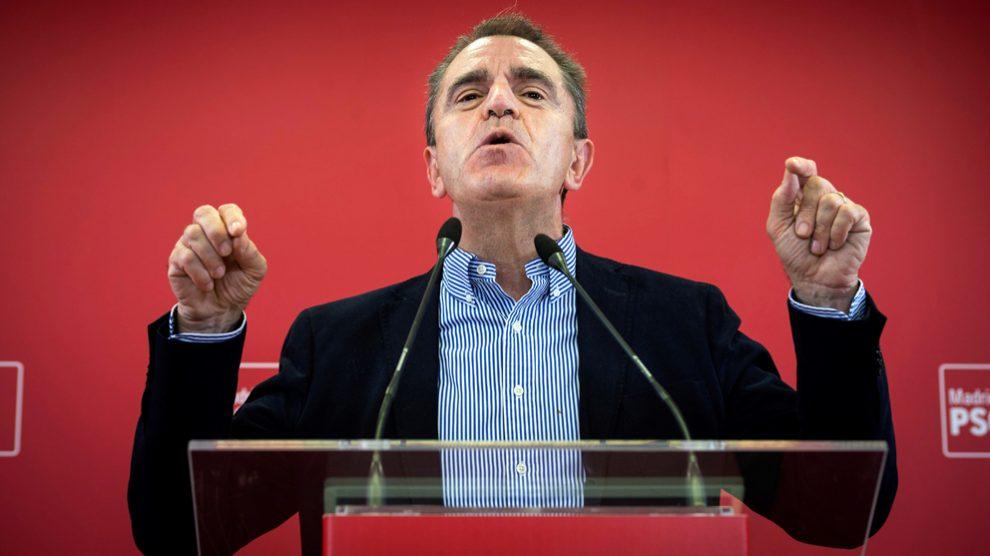 José Manuel Franco, secretario general del PSM. (Foto: EFE)