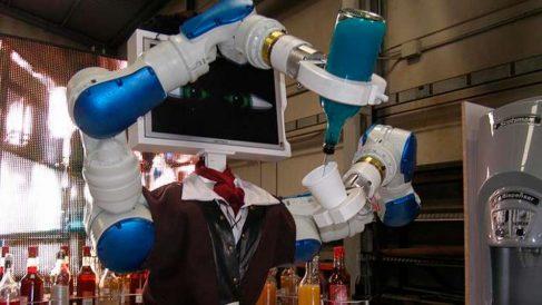 Un dispositivo capaz de preparar cualquier cóctel