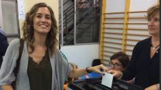 Marina Borrell, directora de Exteriores de la Generalitat (RRSS).
