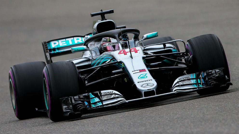 El nuevo Mercedes W09 no está consiguiendo los resultados que se esperaban de él tras una pretemporada en la que asustó a la competencia con su rendimiento. (getty)