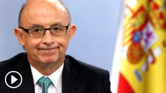 Cristóbal Montoro. (Foto: Getty)