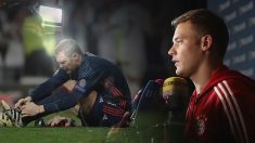Manuel Neuer jugó su último partido con el Bayern el 16 de septiembre.