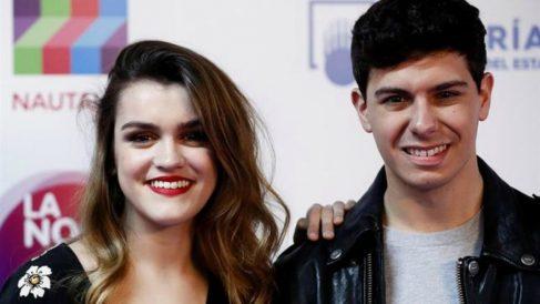 Amaia y Alfred, los jóvenes elegidos por TVE para representar a España en Eurovisión. | Eurovisión 2018