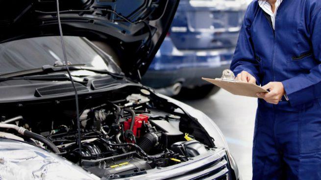 Reparar el coche