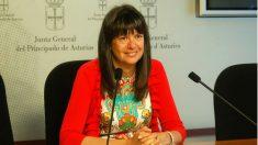 Susana López Ares, portavoz adjunta del PP en el Congreso.
