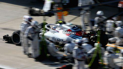 El histórico equipo Williams podría estar encaminado hacia una más que probable desaparición si no se aprueba un límite presupuestario para las escuderías de Fórmula 1 a partir del año 2021. (Getty)