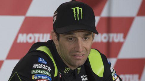 Johann Zarco ha sacado a relucir la polémica de Sepang 2015 para hacer ver que las quejas de Valentino Rossi tras la carrera de Argentina son a todas luces exageradas. (Getty)