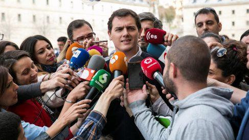 Albert Rivera, presidente de Ciudadanos. (Foto: EFE) | Última hora Cifuentes