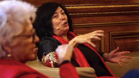 Almudena Grandes. (Foto. Barcelona)