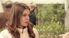 María confiesa su amor por Ignacio en 'Amar es para siempre'. (Foto: atresmedia)