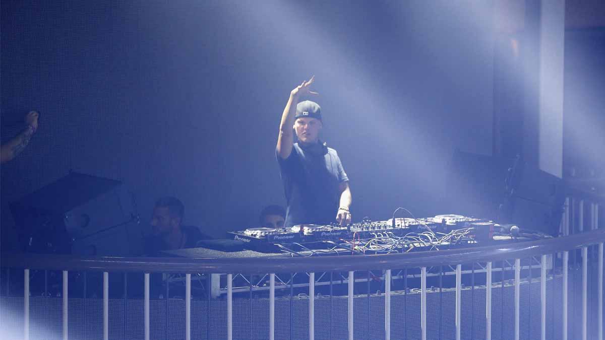 Avicii creó muchas canciones que se convirtieron en éxitos | Muere Avicii (Getty)