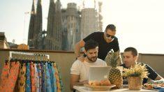 Equipo de Barsun, los emprendedores que apuestan por Barcelona (Foto: Barsun)