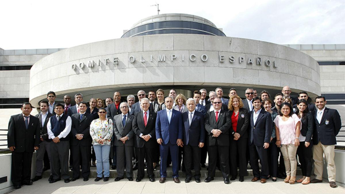 Alejandro Blanco y todos los implicados en que España sea un referente en el movimiento olímpico internacional.