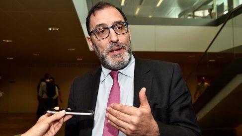 Eloy Velasco, juez de la Audiencia Nacional. (Foto: EFE)