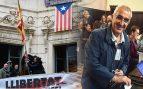 Juli Gendrau, nuevo Jefe de Bomberos de Cataluña votando el 1-O (Foto:Instagram)