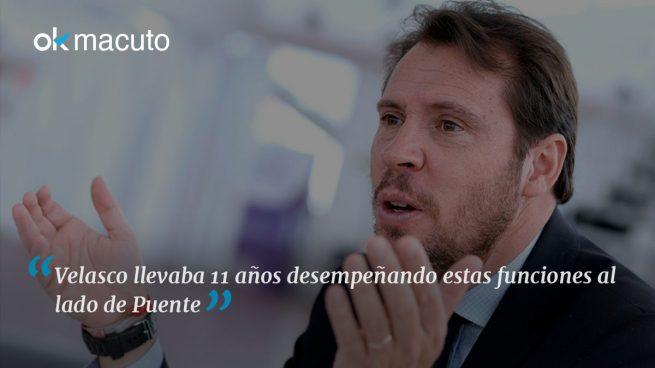Óscar Puente se carga a su jefa de prensa a raíz de lo publicado por OKDIARIO