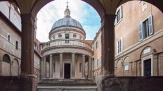 La Real Academia de España en Roma sufre dos robos en cuatro meses. (Facebook)