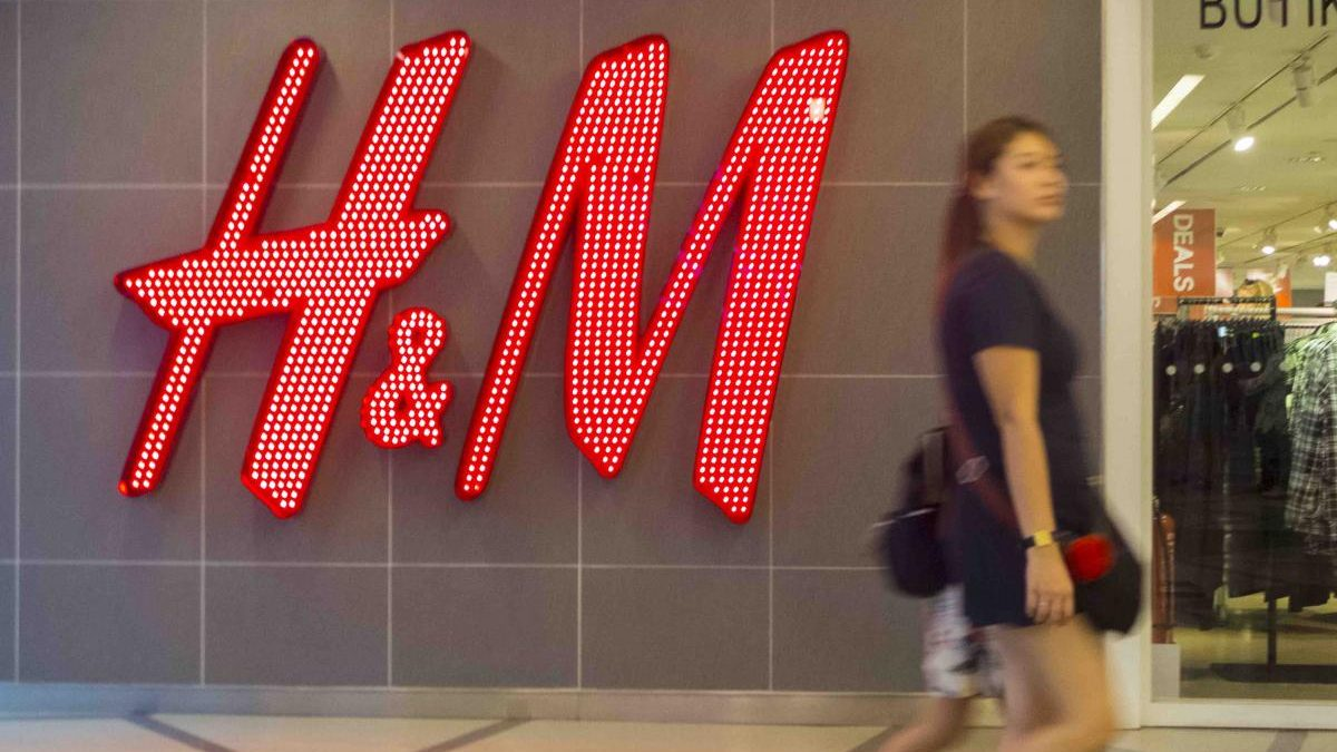 H&M panuncia un ERE en España que afectará a un máximo de 1.100 empleados