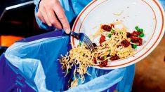 El desperdicio de alimentos es una tendencia real
