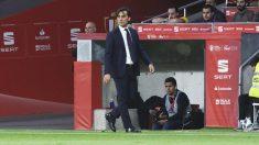 Montella en la final de la Copa del Rey (Foto: Juanma Yela).
