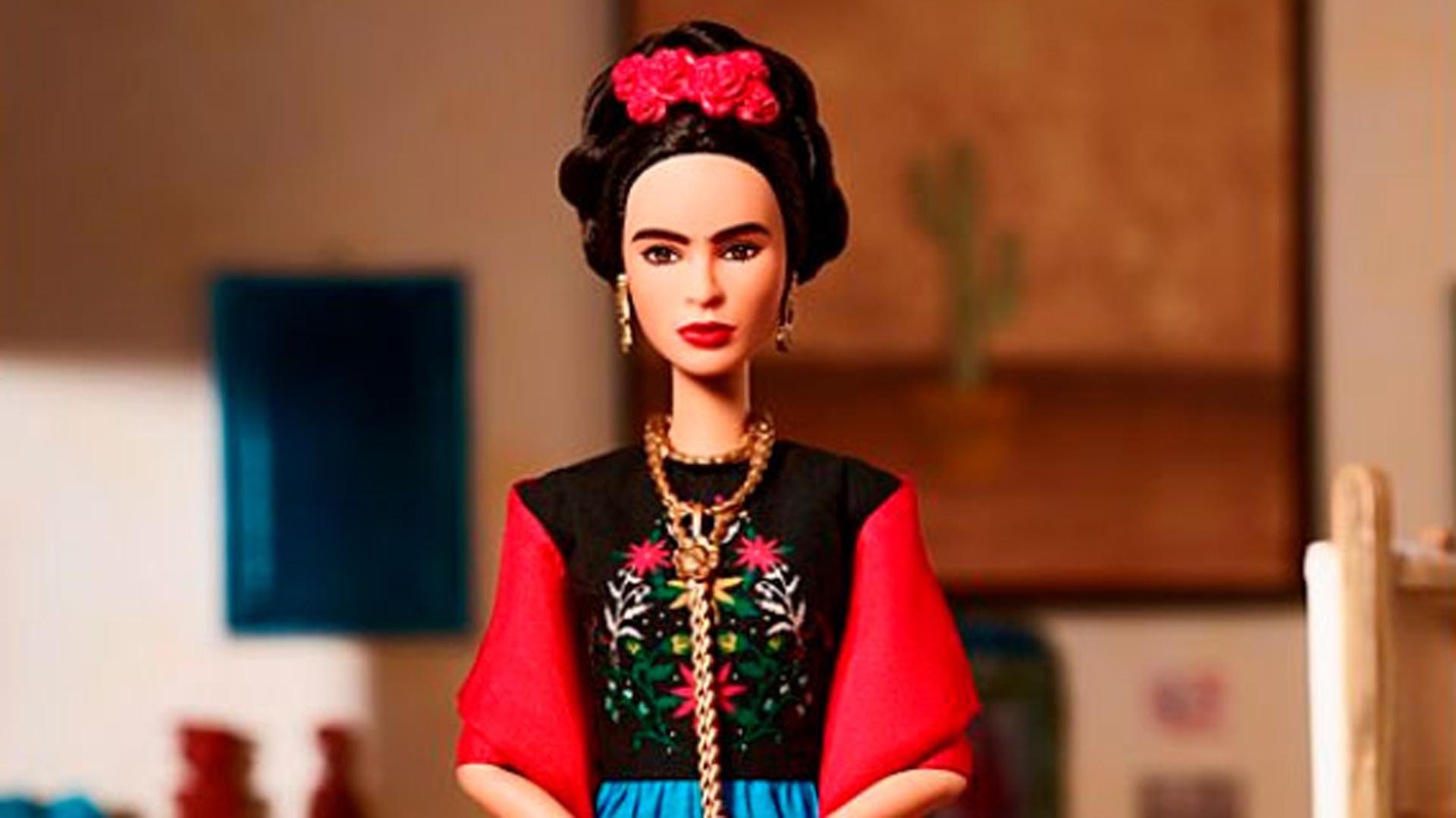 Frida Kalho de Mattel
