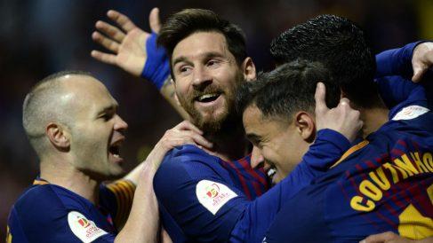 Sigue en directo el Barcelona – Villarreal de la jornada 34 de Liga Santander. (AFP)   Liga Santander