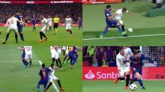 Todas las polémicas del Sevilla – Barcelona de la final de la Copa del Rey 2018.