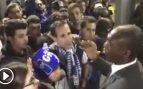Máxima tensión: Seedorf dio la cara ante los aficionados del Deportivo