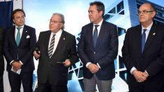 Inauguración de las nuevas oficinas de Sevilla de A.M.A.