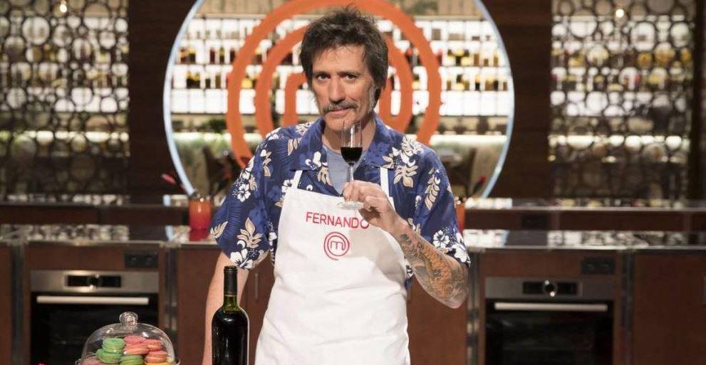 Fernando, primer expulsado de Masterchef 6