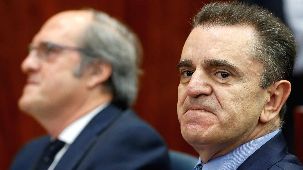 El portavoz adjunto del PSOE en la Asamblea de Madrid, José Manuel Franco (Foto: Efe)