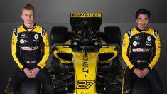 La llegada de Carlos Sainz a Renault, ha hecho que Nico Hulkenberg saque a relucir la mejor versión de sí mismo, que de momento es demasiado para el madrileño. (Getty)