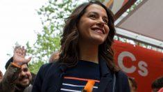 La líder de Ciudadanos en Cataluña, Inés Arrimadas. (EFE)