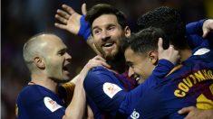 Los jugadores del Barcelona quieren brindar un último Clásico inolvidable a Iniesta.