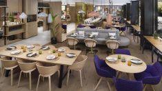 Restaurante Arado de Meliá Serrano en Madrid (Foto. Meliá)