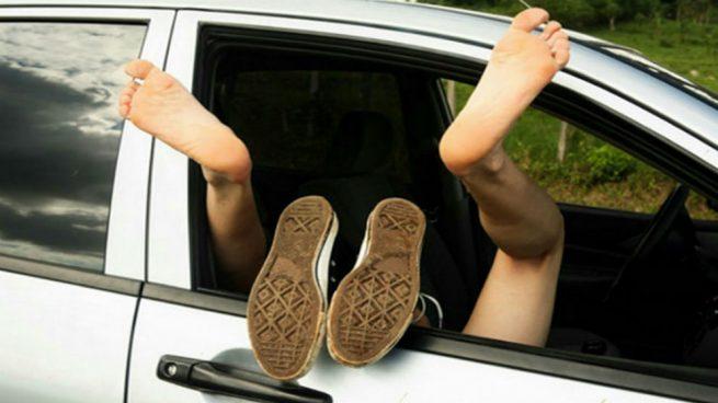 Sexo en el coche