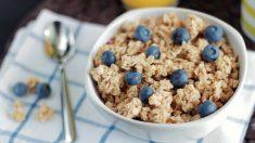 Ventajas de que los niños coman cereales