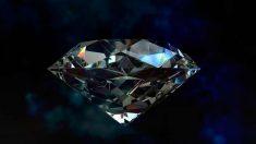 La flexibilidad desconocida de los diamantes