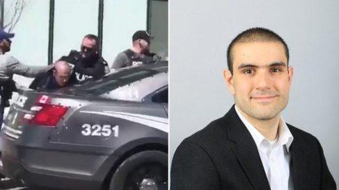 Alek Minassian, detenido por el atropello masivo en Toronto. | Atropello Toronto