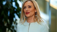 Cristina Cifuentes, ex presidenta de la Comunidad de Madrid. Foto: EFE