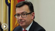 El ministro Ramón Escolano. (Foto. PP)