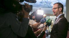 Javier Maroto, vicesecretario de Política Social y Sectorial del PP. (Foto: PP)