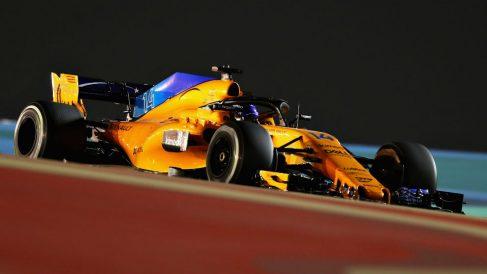La capacidad de desarrollo de McLaren, demostrada a lo largo de su historia, es la gran esperanza de Fernando Alonso para acabar completando una buena temporada. (Getty)