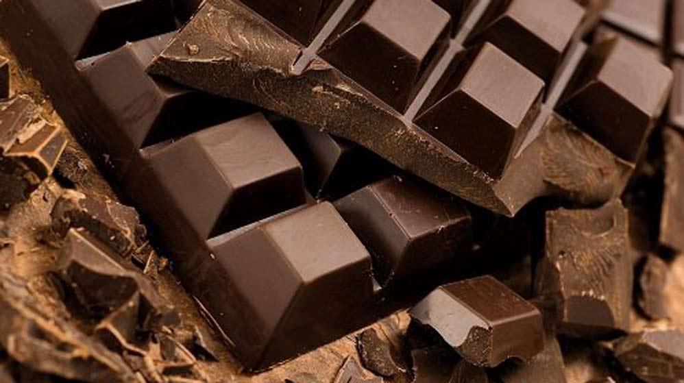 El chocolate y sus propiedades saludables