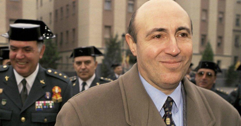 El ex director de la Guardia Civil Luis Roldán.
