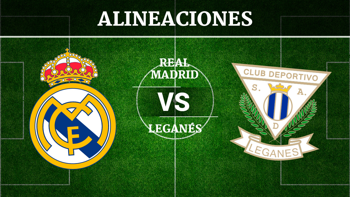 Real Madrid Vs Leganes Horario