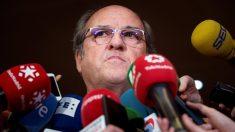 Ángel Gabilondo, portavoz del PSOE en la Asamblea de Madrid. (Foto: EFE)