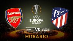 Arsenal – Atlético Madrid | Europa League | Fútbol hoy